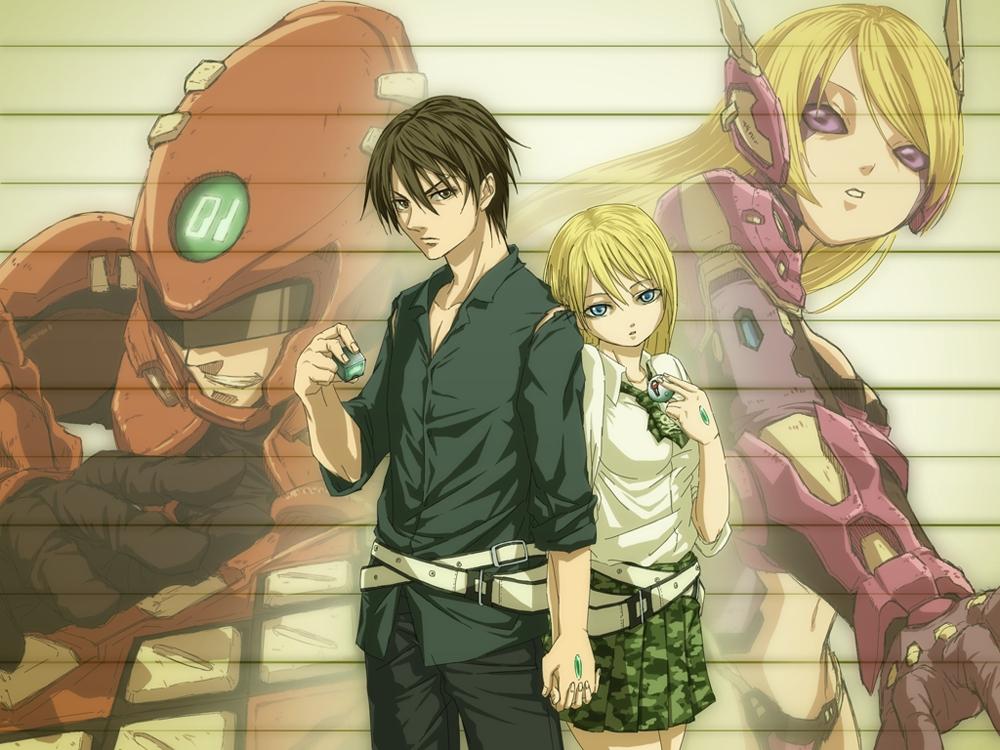 BTOOOM! / 2012 /Anime / Mp4 / TR altyaz�l�