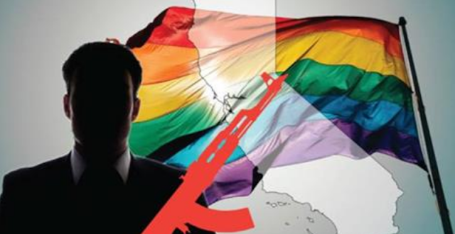 California Attorney Proposes Initiative to Legalize Killing Gays and Lesbians
