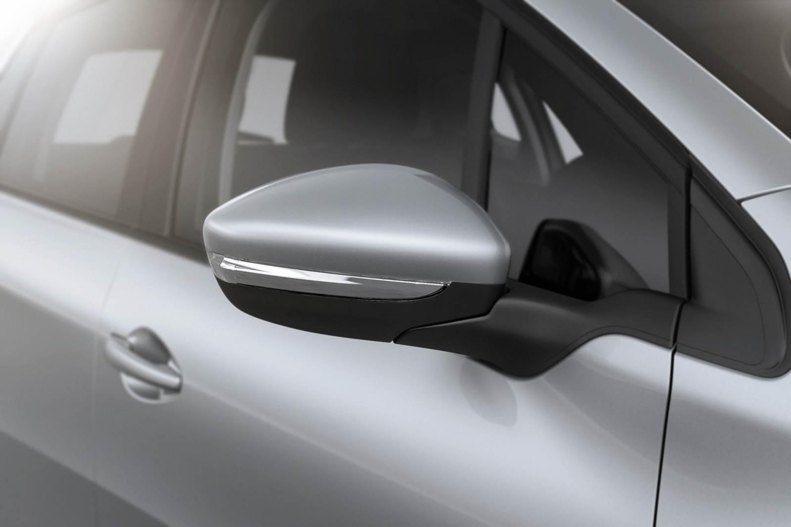 Novo Peugeot 2008 Allure - retrovisores
