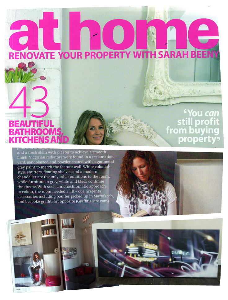 interior decor magazines