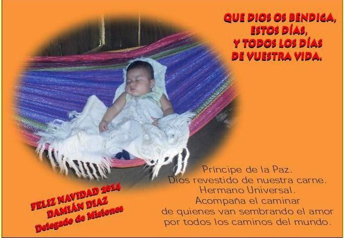 ¡FELIZ NAVIDAD A TODOS!.