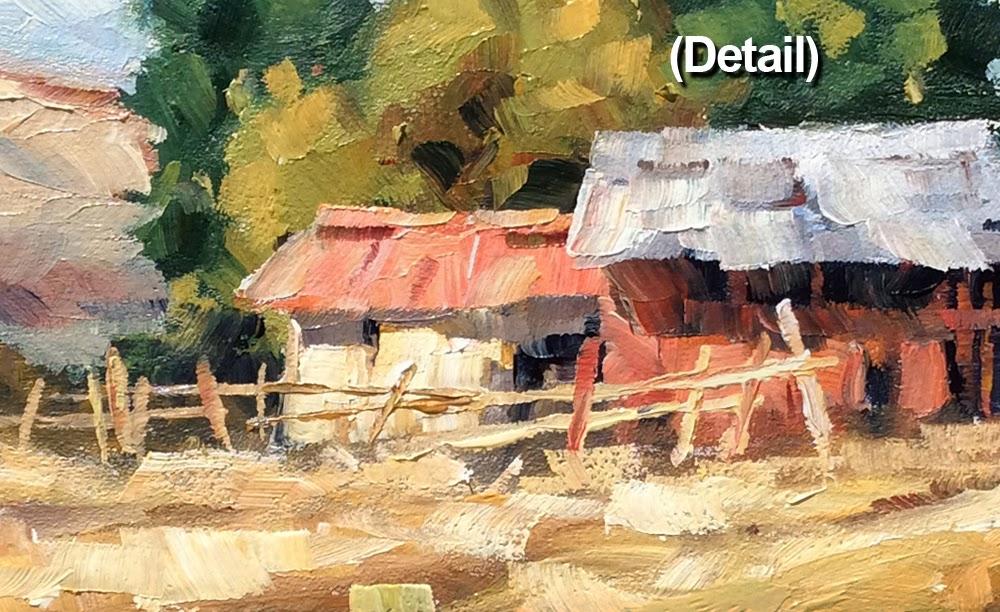 Tom brown fine art oil painting tutorial by tom brown for Easy oil painting tutorial