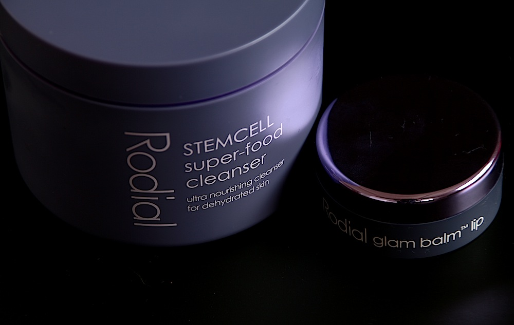 rodial soins visage super food cleanser glam balm avis test