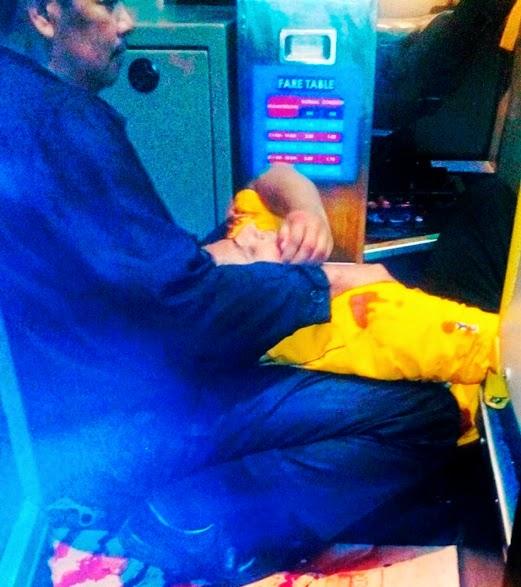 Pemandu Bas Rapid Penang Cedera Parah Ditikam Wanita Kurang Siuman