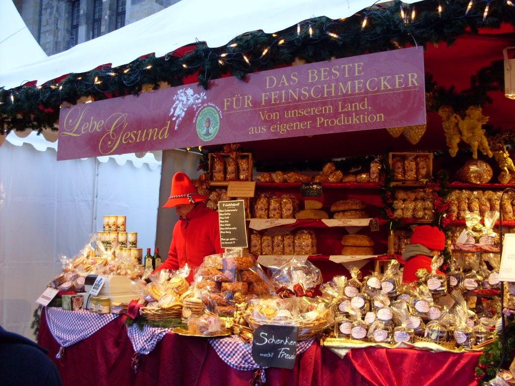 Berlin joulumarkkinat Christmas market Gendarmenmarkt