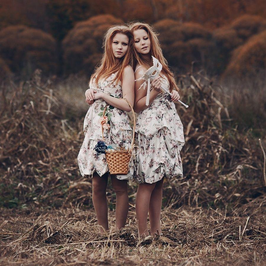 15. sisters by Marianna Orlova
