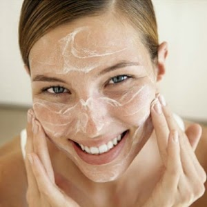 Health Tips for Face - How To Wash Your Face
