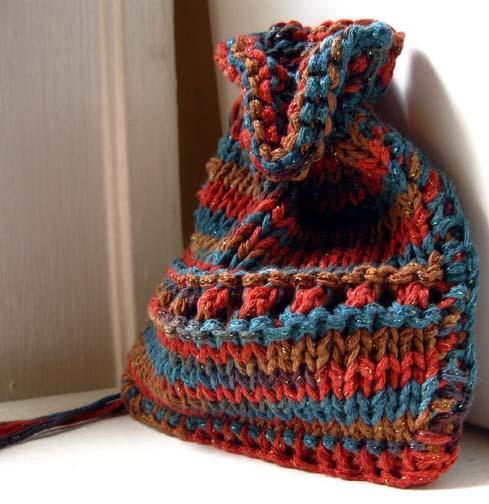 Knit Pattern Tarot Bag : Moonthrall tarot readings: Tarot and Rune Bags