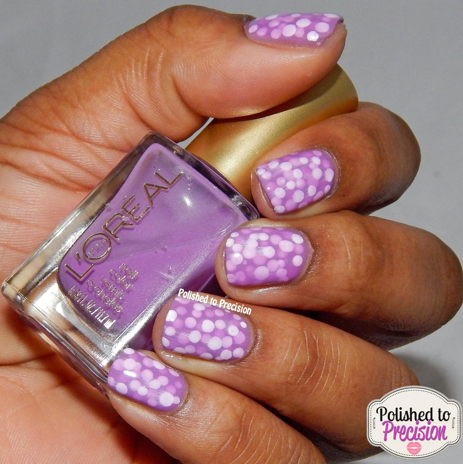 Pond Manicure Nail Art