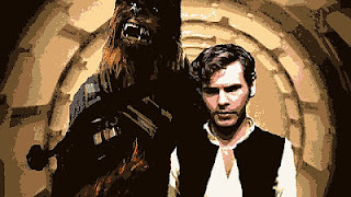 Anthony Ingruber as Han Solo