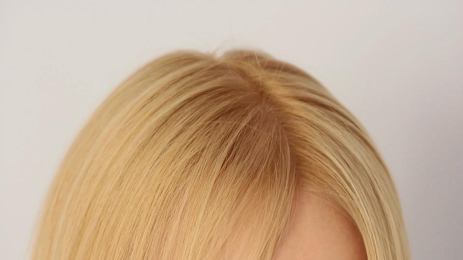 Из брюнетки в блондинку в домашних условиях