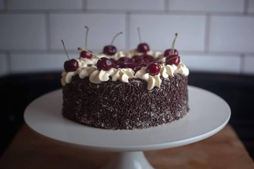 Becky Bakeswell®: Black Forest Gateau