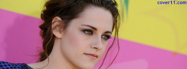 Kristen Stewart Facebook Cover Photos 2013