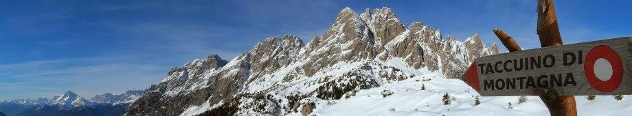 Taccuino di Montagna