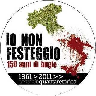 150 anni unità italia e bugie