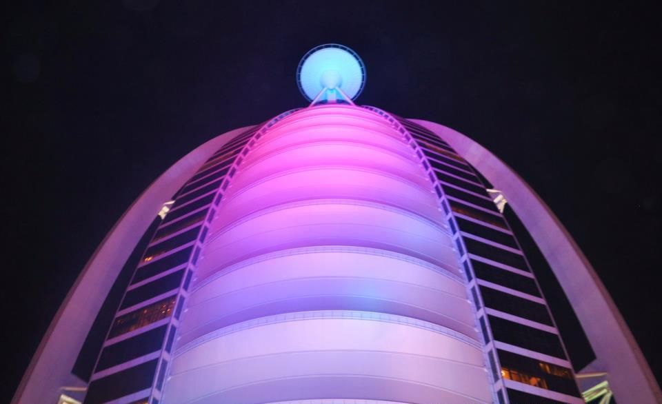 Burj al arab 7 star hotel dubai united arab emirates for Burj al arab 7 star