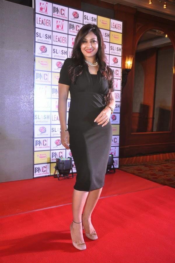 Actress Pakhi Hedge