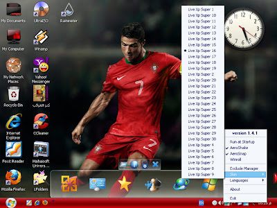 Windows Live XP Super Football V.1 2013 SP3 (x86)