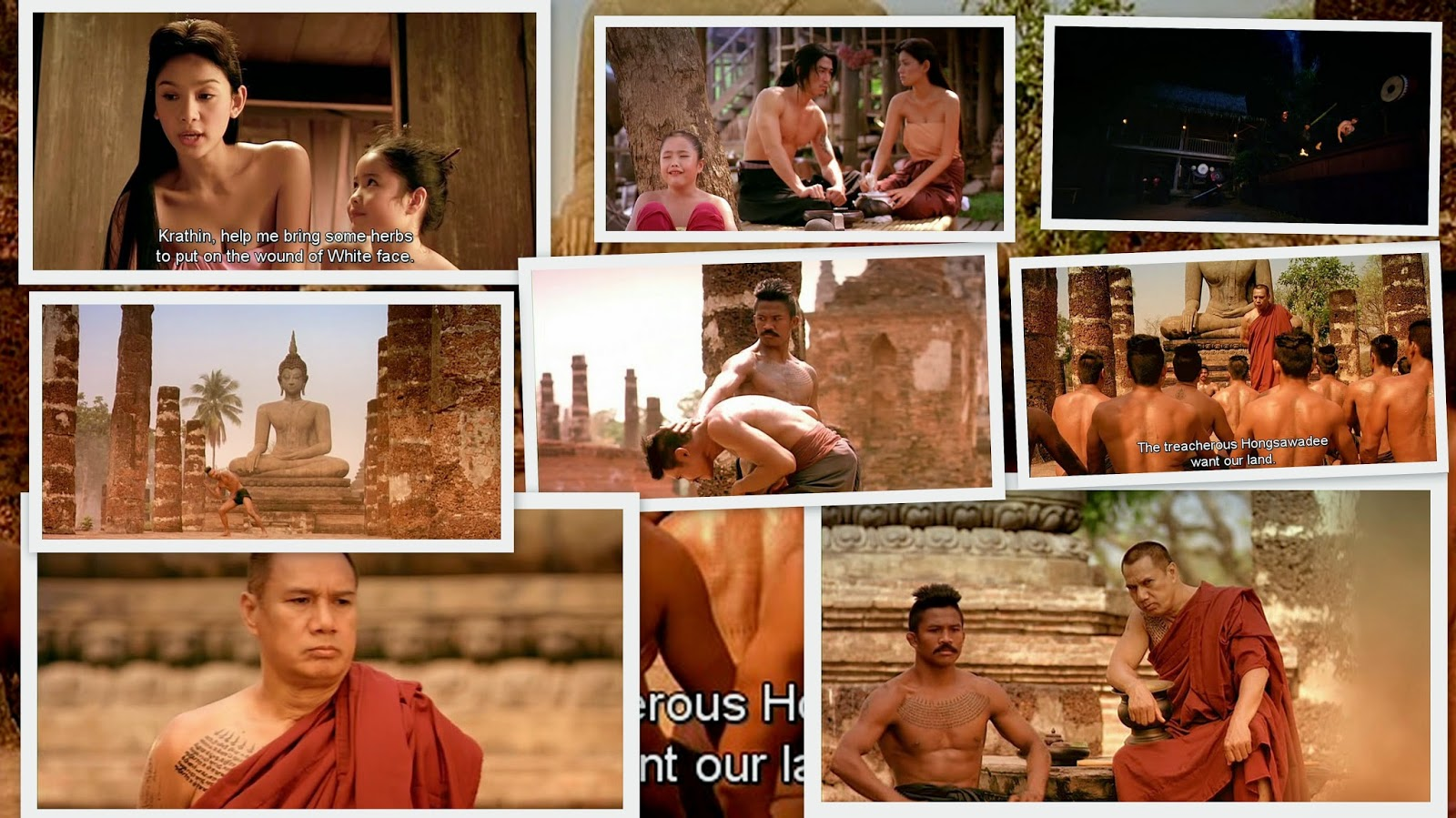 YAMADA: SAMURAI OF AYOTHAYA (2010)