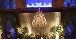 Decoração de Casamento da Bagatelle - Projeto Laura Amaral - Branco e Verde