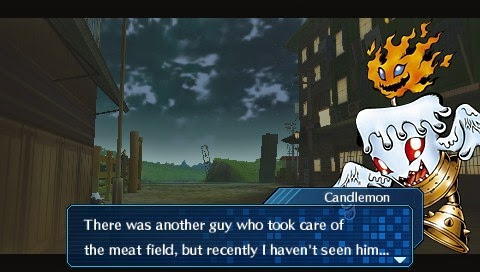 Digimon World Re:Digitize PSP Screenshot 1
