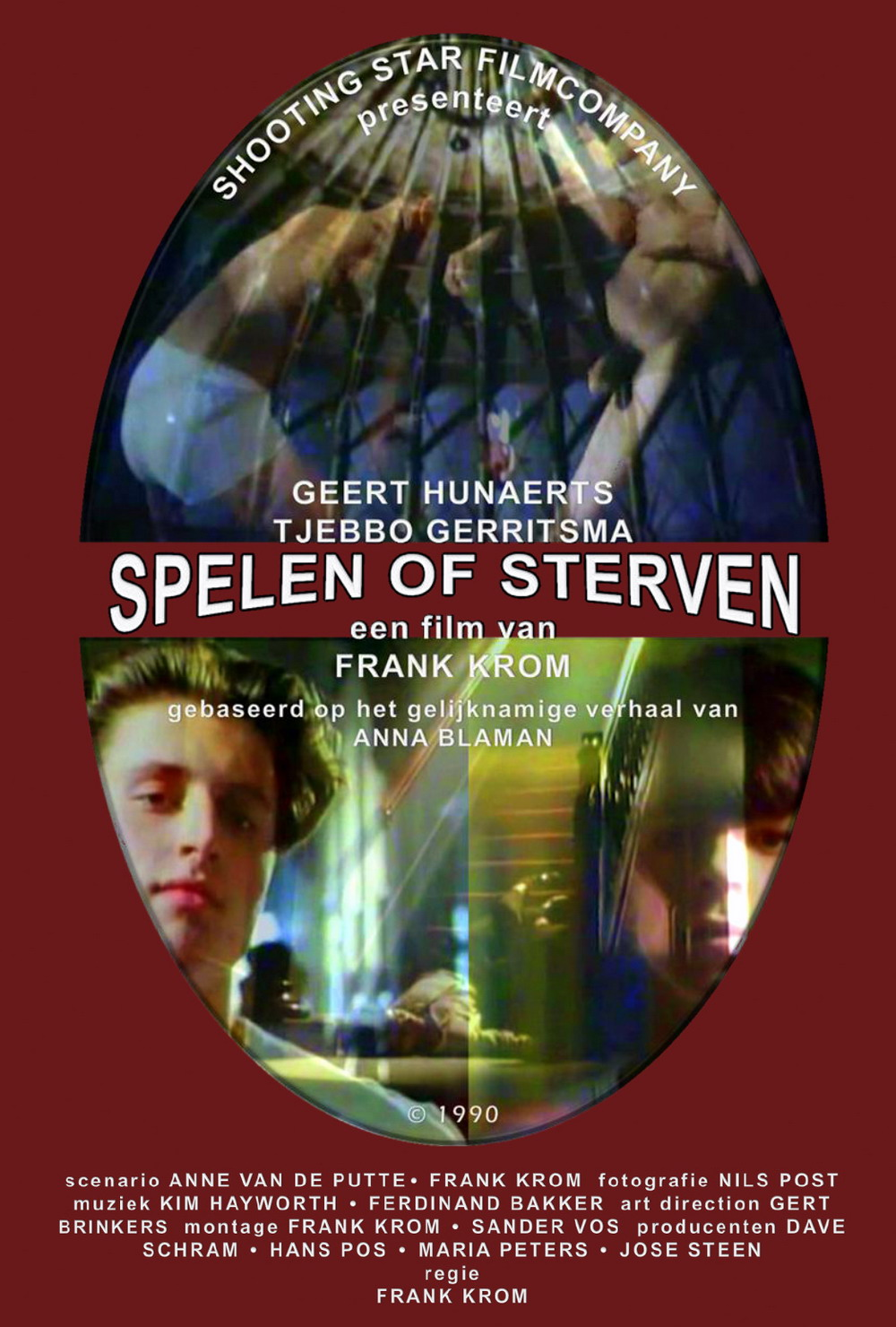 Spelen of Sterven (1990) To Play or To Die