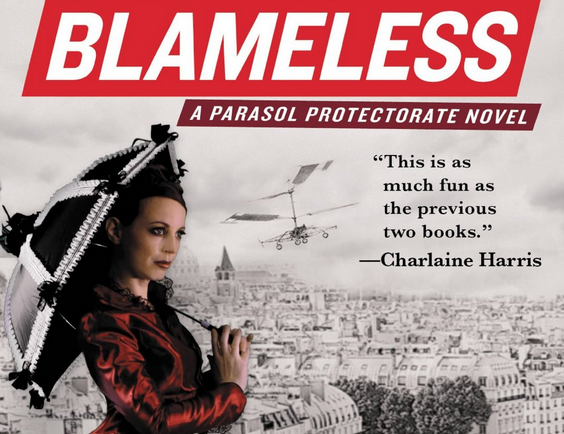 Book Review Blameless by Gail Carriger