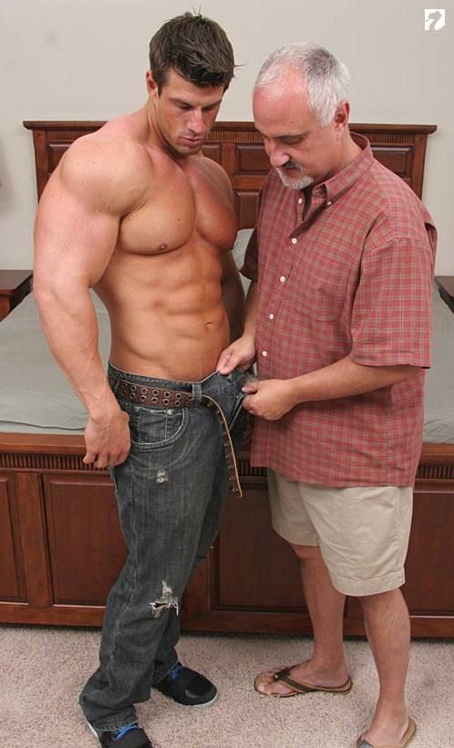 Zeb Atlas um Adam Killiam zu ficken