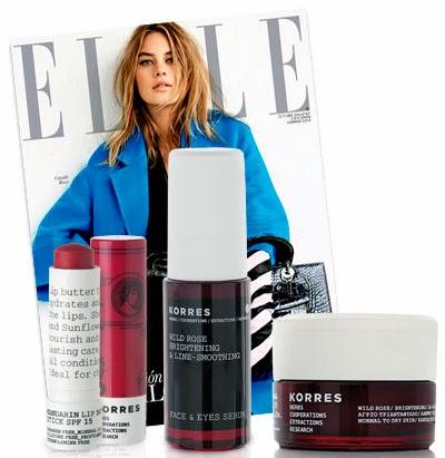 Regalo por suscripción Noviembre 2014: Elle