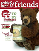 See My Bears In The June 2012 Issue Of Teddy Bear And Friends