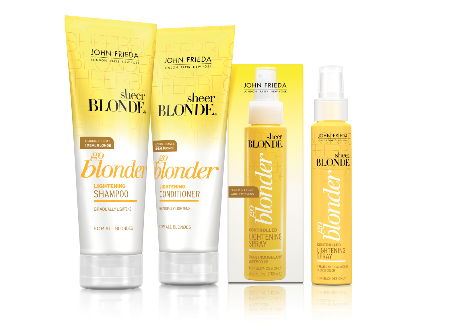 how to go blonder naturally lush
