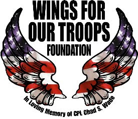 Wings For Our Troops; In Loving Memory of CPL Chad S. Wade