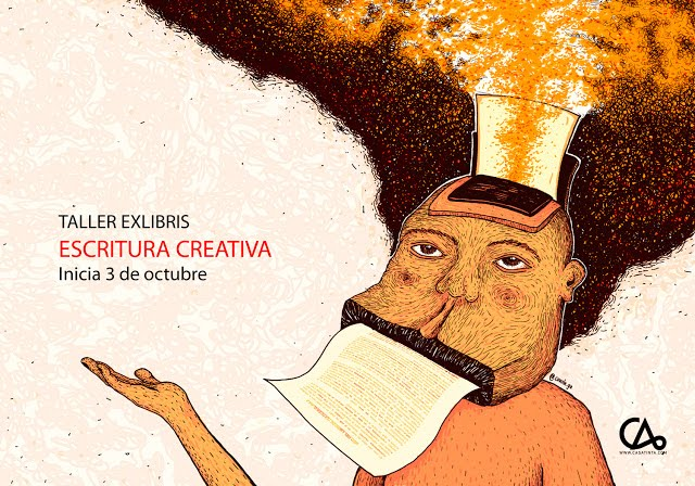 ESCRITURAS CREATIVAS // 3 de oct