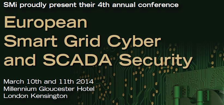 European Smart Grid Cyber and Scada Security Conference