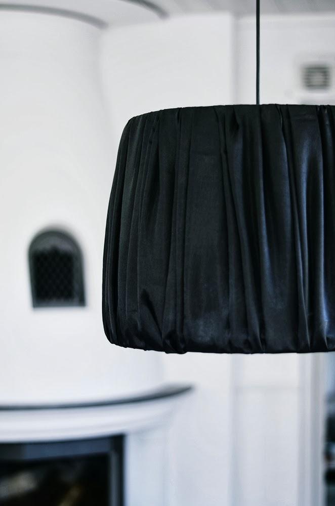 diy, förnya lampskärmar, gör om lampskärmar, tine k, lock a like, rosendal kamin