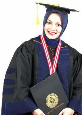 Dr.Hj. Marissa Haque Ikang Fawzi, SH, MHum, MBA, MH