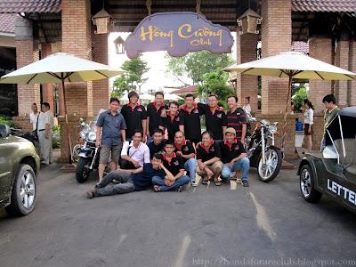 Hồng Cường Club