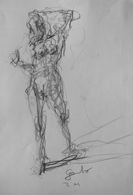 #gaito #lifedrawing #nude #livesketch #sketch
