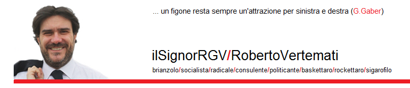 il signor R.G.V.