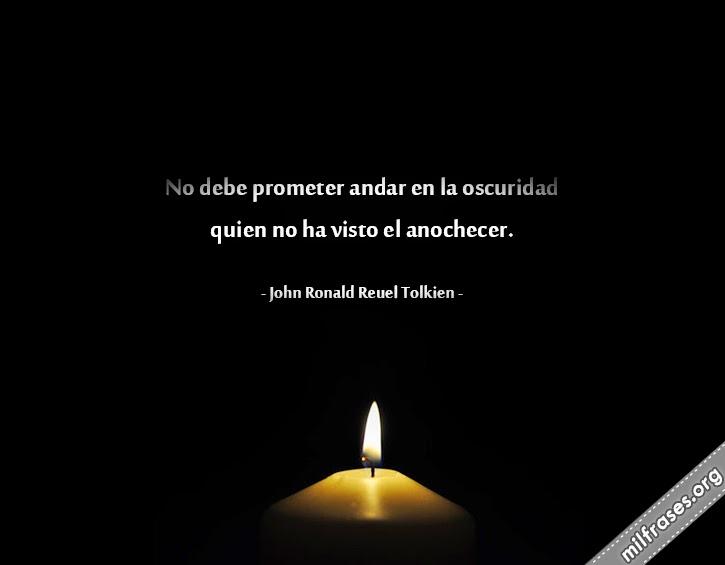 frases y libros de John Ronald Reuel Tolkien, escritor, poeta, filólogo y profesor universitario británico