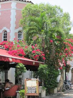 Cafe Nuevo Bistro Espanola Way Miami