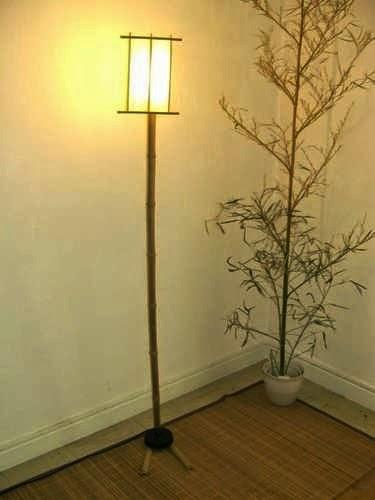 lampu kamar bambu tempat menyimpan anting bambu tempat tidur bambu ...