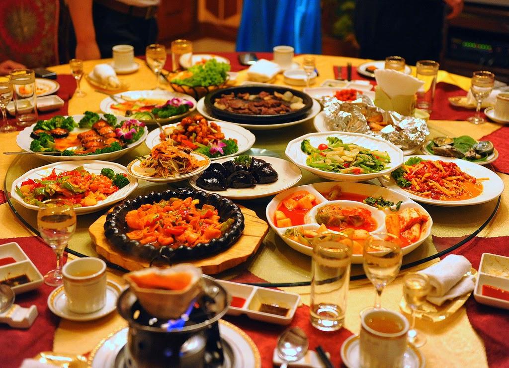 10 Makanan Paling Lezat di Dunia