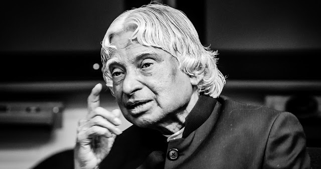 10 greatest quotes by APJ Abdul Kalam
