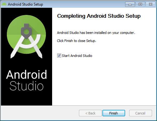 Cara Instal Android Studio Di Windows