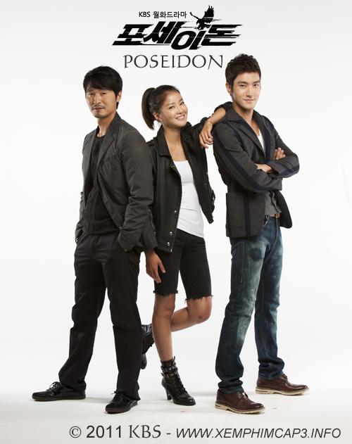 Poseidon (tập 12/16)