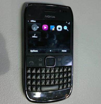 NOKIA E6 , NOKIA MOBILE PHONES