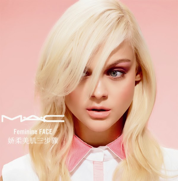 MAC Feminine Face Spring Collection