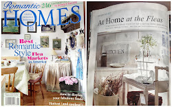 Featured in Romantic Homes August 2013 Issue!