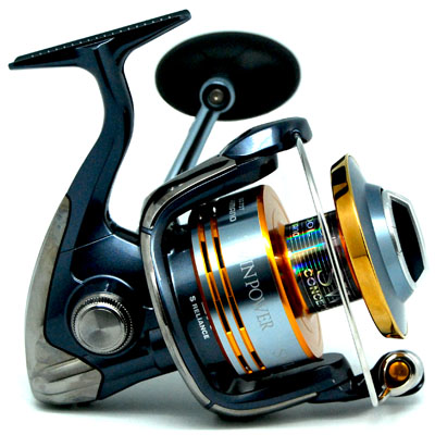 Shimano Twin Power 12000HG Front Drag Reel - okepancing - member of